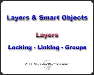 L05 - Locking Linking and Grouping Layers