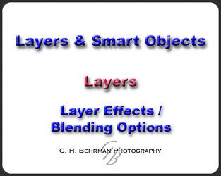 L09 - Layer fx -Blend Options