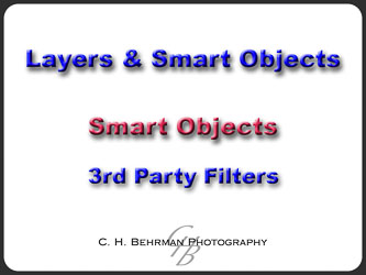 S05 -  3rd Party Filters and Smart Objects